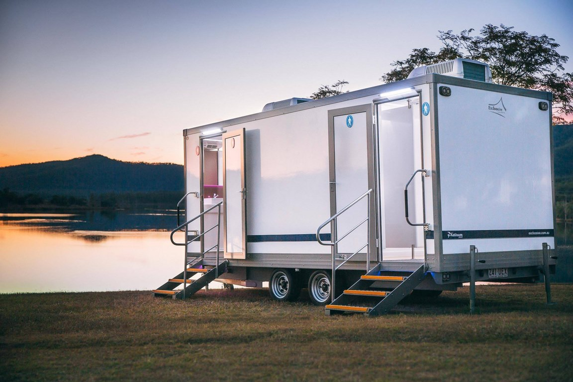 image - Top Reasons to Use Luxury Portable Restroom Trailer