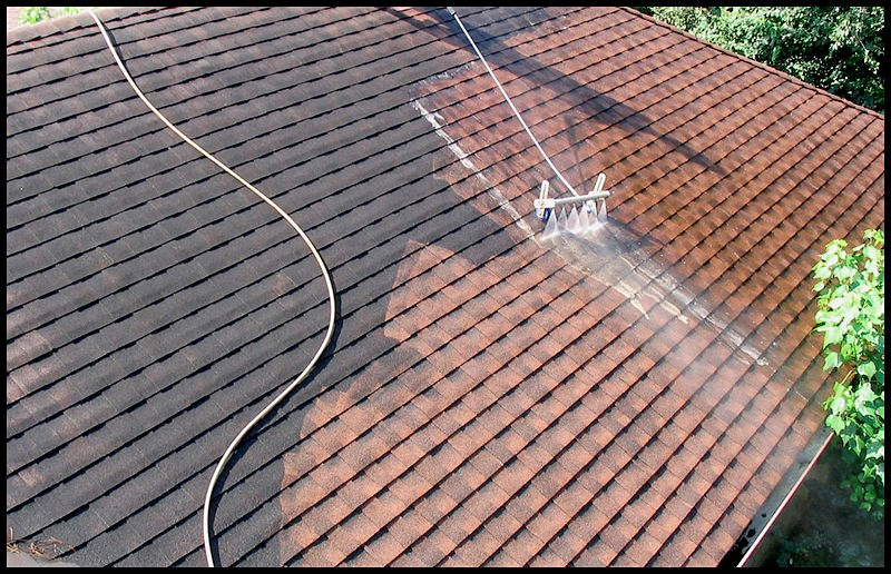 image - Is Non-Pressure Roof Cleaning Really the Best Choice?