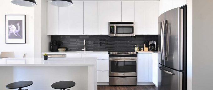 Space Saving Kitchen Trends You'll Want to Try