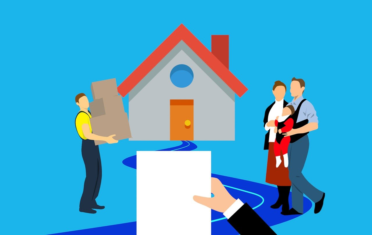 image - 5 Tips for Moving Together and Setting Up Your Family Home