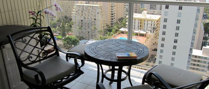How to Decorate a Condo Balcony