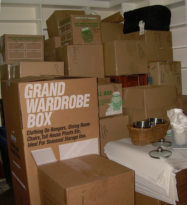 image - When to Start Packing When Buying a House