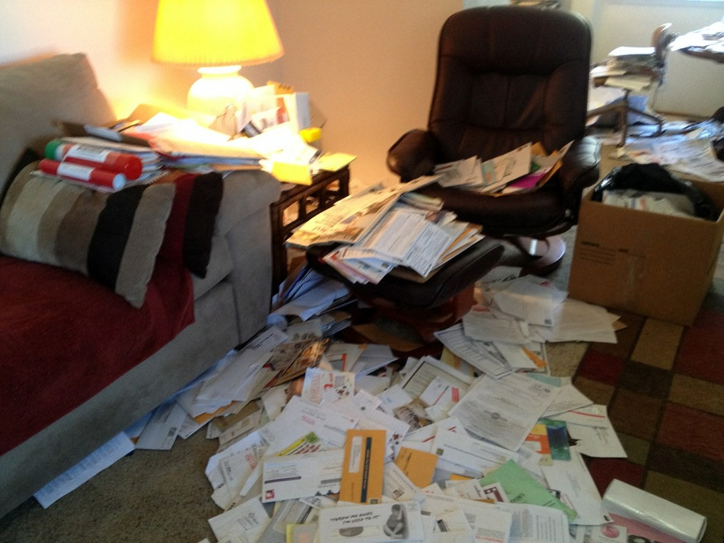 image - How Do I Get Rid of All the Junk in My House?
