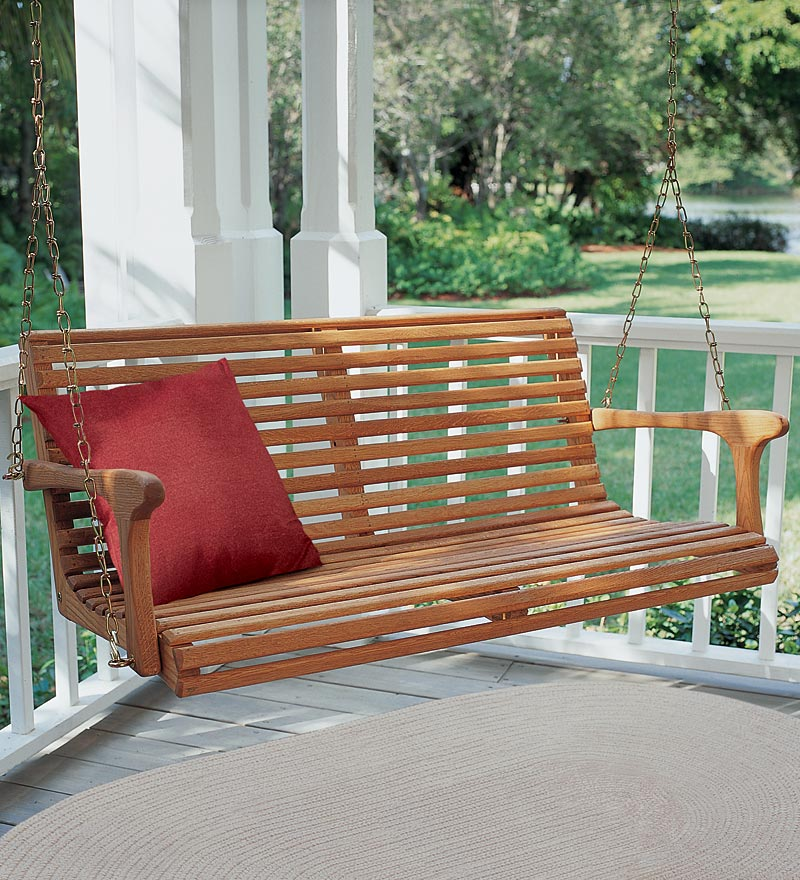 image - 5 Reasons to Have an Outdoor Porch Swing Installed on Your Property