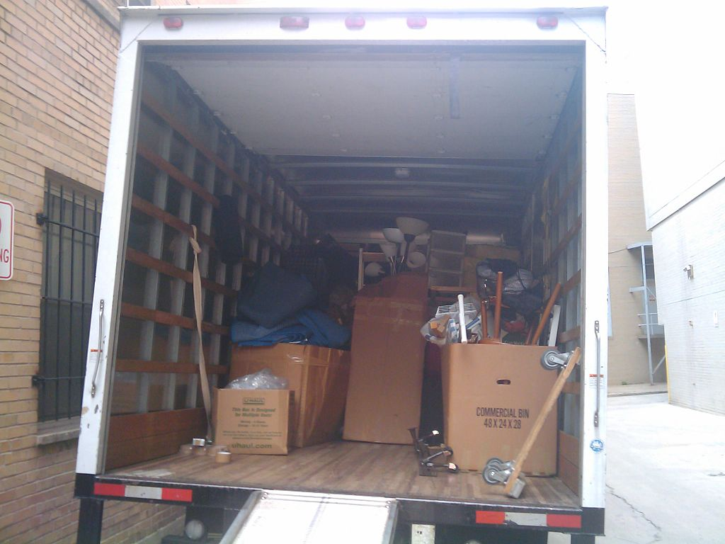 image - Self Moving Services or Full- Service Movers