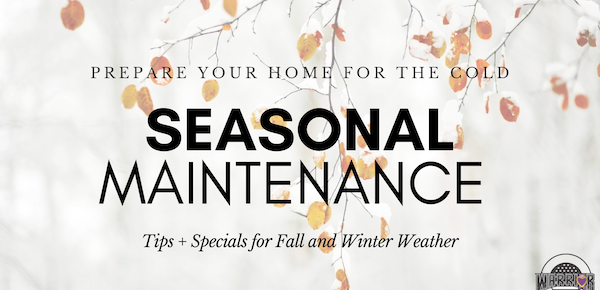 Seasonal Maintenance Checklist to Keep the Health of Your Home in Check