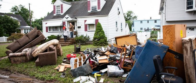 The History of Storm Damage In New Jersey